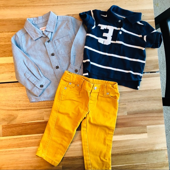 Cat & Jack Other - ❌SOLD❌ Baby Boy size 12 month bundle
